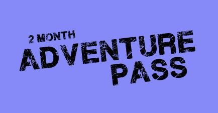 Adventure pass (2 months)